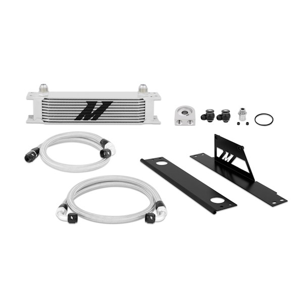 Subaru WRX and STI Oil Cooler Kit, 2001-2005
