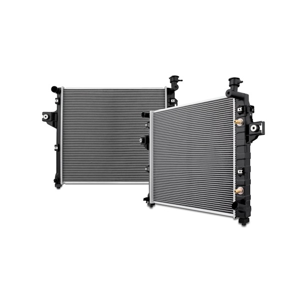 Jeep Grand Cherokee 4.7L OEM Replacement Radiator, 1999-2000