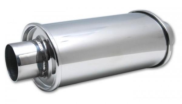 "Vibrant Dämpfer / Ultra Quiet Resonator 2.5"" 63.5mm inlet/oulet Universal"