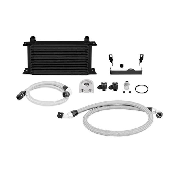 2006-2007 Subaru WRX/STi Oil Cooler Kit, Black