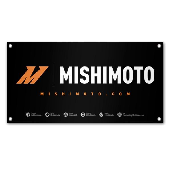 Mishimoto Promotional Banner, Medium